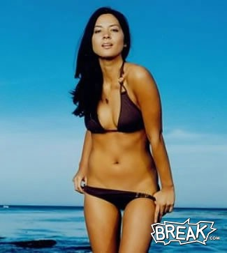olivia munn 473 1 Olivia Munn Poses Naked for 10 More PETA Ads